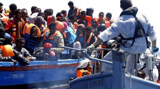 Vienna, Italia fermi lasciapassare ai migranti