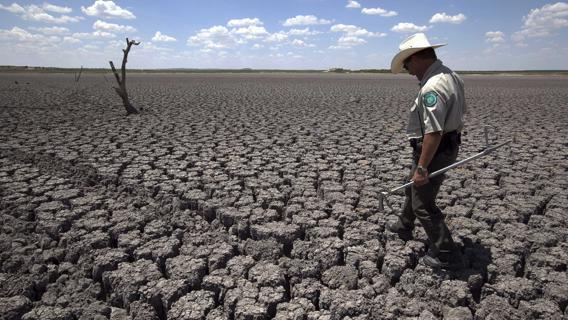 california siccità 2