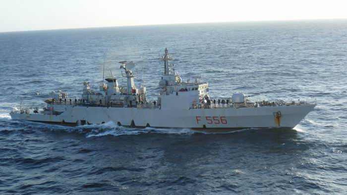 brigata san marco nave chimera