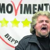 """Grillo: """"faccio un passo di fianco, torno in libertà"""""""