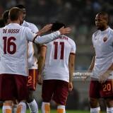 Serie A: Salah ed El Shaarawy affondano il Sassuolo, 2° vittoria per Spalletti