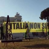 """Referendum, Renzi: """"astenersi è costituzionalmente legittimo"""""""