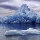 Calotta artica mai così ridotta in inverno