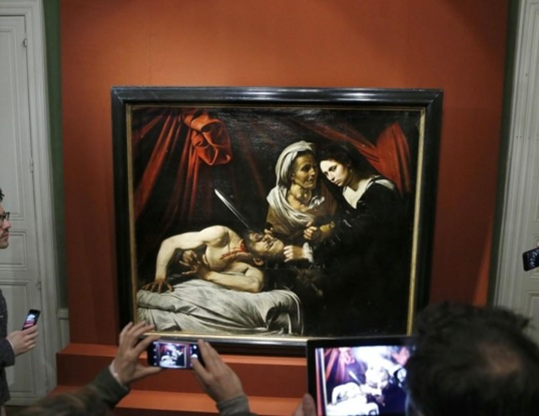 Un presunto Caravaggio ritrovato in una soffitta francese